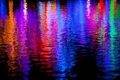 Vitruvian Park-6 (C.R. OBrien) Tags: water colors lights parks addison multicolors nightphotos vitruvian