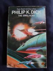 The Simulacra (cyclingshepherd) Tags: fiction k book dick award science paperback cover novel spaceship hugo philip simulacra magnum softback s100fs cyclingshepherd