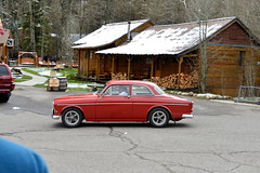 DSC_7148 (rat_fink) Tags: car vintage drive volvo amazon 122 2016 122s snowballrally snowballrally2016