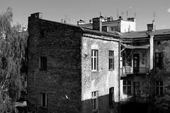 jnowak64 (jnowak64) Tags: bw poland polska krakow cracow mik wiosna malopolska architektura kamienica krakoff