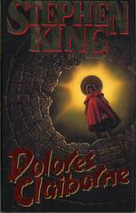 Novel-Stephen-King-Dolores-Claiborne (Count_Strad) Tags: art coverart horror novel stephenking