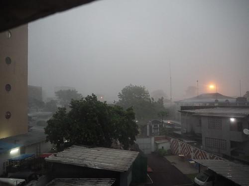 Kinshasa rain