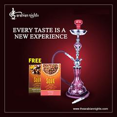 Enhance Hookah experience with Hookah flavours (Arabian Nights Hookah) Tags: shisha hookah hookers flavours soex afzal hookahshisha hookahlovers shishflvours