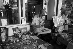 Levitating man (tord_remme) Tags: street thailand asia fuji bangkok candid fujifilm fujinon 18mm xt1