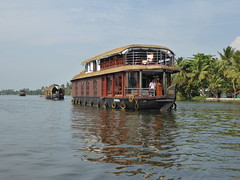 Waterways of Kumarakom (Aidan McRae Thomson) Tags: india kerala kumarakom