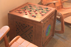 Game cube (Timothy Clough) Tags: photo wooden chess monopoly scrabble cube checkers boardgames backgammon