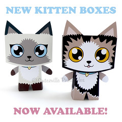 Two Printable PDF Kitten Candy Boxes (Siamese & Tortoiseshell) With Editable Text (Cutezville Printables) Tags: birthday decorations party cats cute art animal shop kids digital ink cat bag paper print fun tickets idea design diy eyes kitten message theatre sweet box drawing unique text pussy kitty craft file card decorating gift elements bow download sweets instant ribbon boxes pdf treat etsy paws ideas favor greeting making development template goody edit personalized papermaking personalize giftbag giftbox personalised cardstock printables printable favour cutesville changeable editable personalise papergoods treatbox cuteideas paperelements cutezville