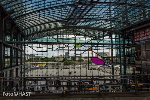 Station Berlijn