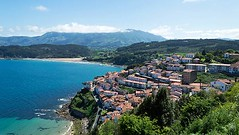 Vistas Desde Lastres (brujulea) Tags: asturias vistas casas colunga desde lastres ermita rurales brujulea