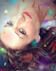 The soul bears the color of your thoughts (mabumarion) Tags: portrait me colors myself women perspective soul selfie