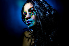 Inline 5 (Jef Harris) Tags: fashion colorful portait ottawa makeup canadian facepaint mua nikond7000 ottawamodel