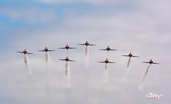 Red Arrows (lofty86) Tags: redarrows