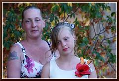 MotherDaughter_2951 (bjarne.winkler) Tags: woodland river mom model jennifer daughter folsom ps fairy nia buckley