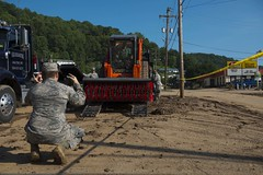 West Virginia National Guard (The National Guard) Tags: westvirginia 130 130thairliftwing 167thairliftwing westvirginianationalguard wvang westvirginiaflood 167 west virginia wv wvng flood response weather operations debris mud flooding ng nationalguard national guard guardsman guardsmen soldier soldiers airmen airman us army air force united states america usa military troops clendenin unitedstates