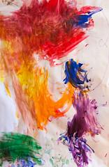 Fingerpaint (TWITA2005) Tags: art colors painting paint fingerpaint