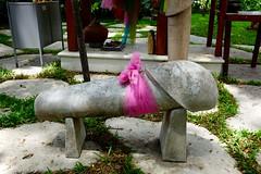 Phallic Shrine 10 (Rajesh_India) Tags: thailand temple shrine bangkok unusual fertility phallic bkk