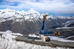 _DSC3613 (andrewlorenzlong) Tags: switzerland sam swiss gornergrat zermatt matterhorn pilates