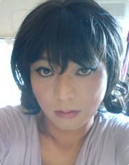0024 (imeaimi) Tags: japan asian cd transgender crossdresser tg shemale newharf