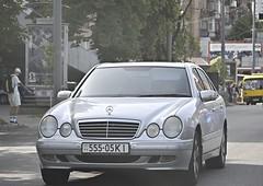 555-05KI (License plates spotter from Ukraine) Tags: mercedes 11 ukraine kyiv licenseplates україна eclass київ w210 номернізнаки 55505ki
