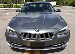 BMW - 528 i - 2013  (saudi-top-cars) Tags: