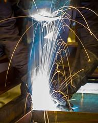 Vonken (G. Warrink) Tags: architecture construction industrial steel welding engineering watchtower appelscha bosberg heuvelmanibis