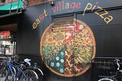 E9thSt (59) (ShellyS) Tags: nyc newyorkcity manhattan eastvillage buildings wallart murals streeets