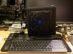 Intel i3-6100 (Skylake) Intel i3-6100 (Skylake) Mini-ITX Build - Canon T6s-ITX Build (abysal_guardian) Tags: canon eos rebel t6s 760d efs1755mmf28isusm efs 1755mm f28 intel i36100 miniitx msi h1101 pro ac 37ghz skylake 8gb crucial ddr4 2133mhz ram socket 1151 adata sp550 240gb ssd seagate st500lt012 500gb hd antec case isk110vesa computer