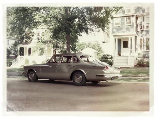 Faded Memories of Our 1960 Valiant