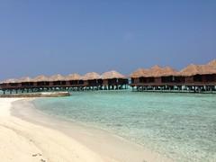 Sheraton Maldives Full Moon Resort & Spa, Water Villas - Maldives, Furanafushi Island (lovestraveling) Tags: sheraton maldives watervillas furanafushi