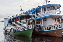 _TEF4883 (Edson Grandisoli. Natureza e mais...) Tags: gua barco transporte amaznia gaiola passageiro regionorte
