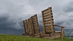 incomming storm (*Nils aus Kiel*) Tags: storm thunderstorm clouds wolken gewitter kiel germany traveling natureaddict naturesultans pov relaxing landscape