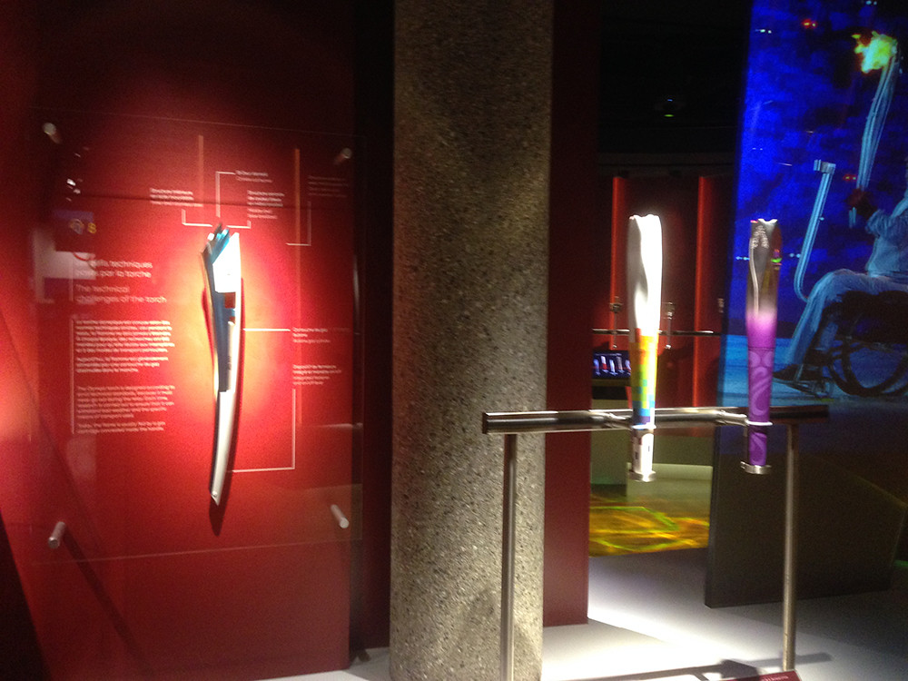 Museu Olímpico em Lausanne 22