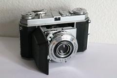 Kodak Retina Ia (dcsides) Tags: kodak retina ia schneiderkreuznach xenar 50mmf35 synchrocompur