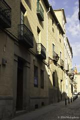 Segovia en cantos (Melophoto) Tags: segovia melophoto melvinramrez europa2016 espaa calles caminos callejuelas balcones luz sombra estrecho