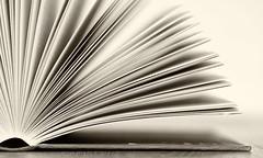 Pages (Chris Johnston Photography) Tags: book pages depthoffield pentax k1 pentaxk1 pentaxart mono monochrome 100mm