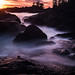 Ucluelet Sunset Oct 5 #3
