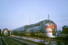 CB&Q E9 9989B (Chuck Zeiler) Tags: cbq e9 9989b burlington railroad emd locomotive naperville dinky train chz chuck zeiler
