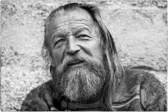 """permanent pilgrim"" (Roberto Spagnoli) Tags: santiago galizia spagna spain pilgrim pellegrino ritratto portrait fotografiadistrada streetphotography 50mmcanon biancoenero blackandwhite people galicia uomo man"