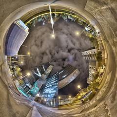 Natural Gas-Fenosa building, Barcelona, Spain (kewl) Tags: ifttt 500px espaa gas naturalfenosa ciutat vella barcelona bcn cat night building architecture modern spain catalunya barceloneta autopano