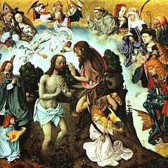 Gospel of St. John 0119-34 - Baptism of Jesus by St. John 2 - By Amgad Ellia 05 (Amgad Ellia) Tags: 2 st by john jesus baptism gospel amgad ellia 011934