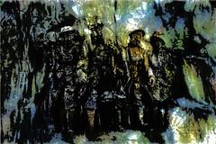 """War Memorial (""""Jimmer"""" ( http://jim-vance.pixels.com )) Tags: sculpture statue war figures"""