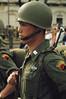 SAIGON 1965 - Binh sĩ Đại Hàn. Photo by Wilbur E. Garrett