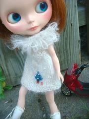 Blythe Knitted  dress