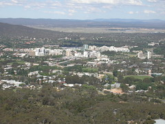 DSCN0803 view from Telstra Tower, Black Mountain, Canberra (johnjennings995) Tags: australia canberra act telstratower