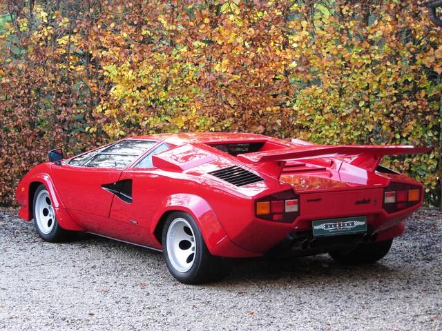 Albion Motorcars Lamborghini Countach Lp400 S 1980