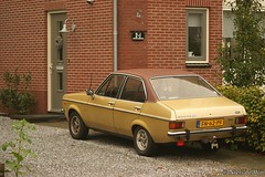 1980 Ford Escort 1600 Ghia