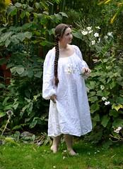 Smock (MorganDonner) Tags: italian shift smock 16thcentury garb chemise