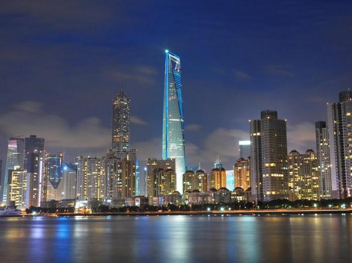 Tháp Thượng Hải được coi là tương lai vô hạn của Trung Quốc