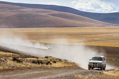 No Man's Land, Ngari Northern Route, Tibet (Feng Wei Photography) Tags: china travel color tourism beautiful car horizontal landscape colorful asia outdoor 4wd tibet stunning remote desolate b