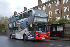YX62 FTP, RATP London United (ADH48)